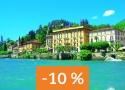 Itálie, Hotel Britannia Excelsior - Lago di Como - LAUT